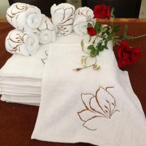 khăn mặt spa